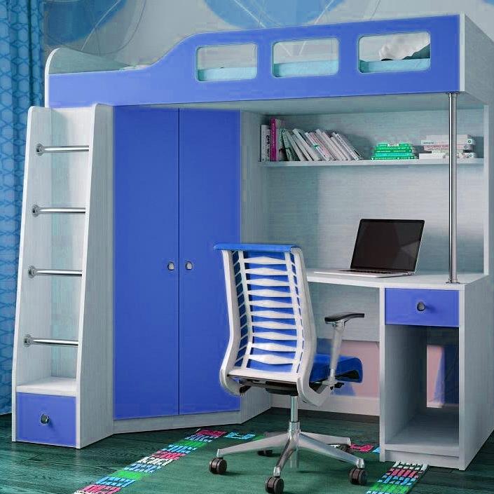 غرف نوم الأطفال: خمس نصائح هامة يجب علي كل أم وأب إتباعها / نجارة / انامهني