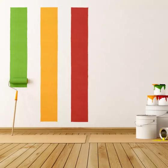 أحدث ألوان الدهانات 2020 – أحدث ديكورات النقاشة 2020 / نقاشة/ أنامهني